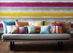 Harlequin Demeter Stripe Wallpaper