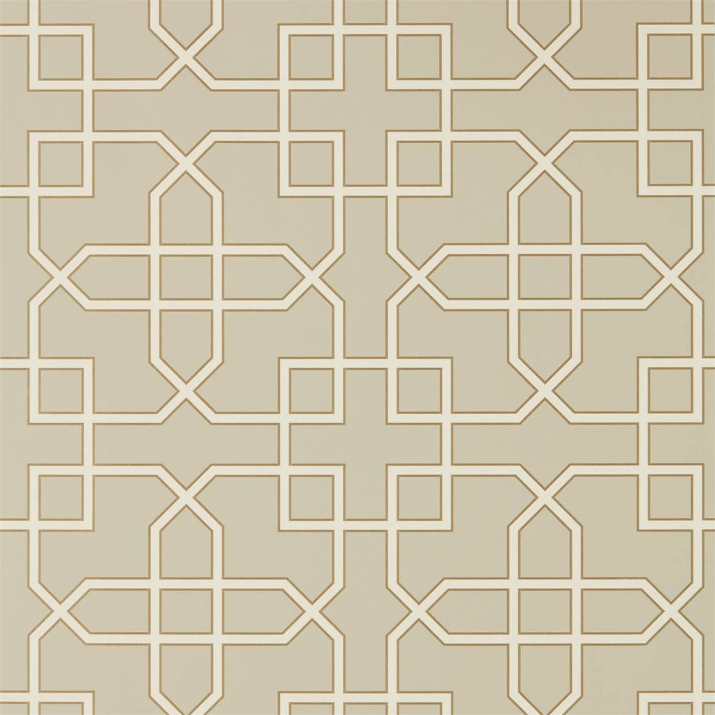Sanderson Wallpaper | Hampton Trellis 216659