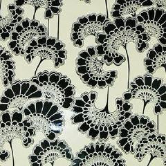 Florence Broadhurst Brooklyn Brownstone Japanese Floral Wallpaper FBW-BB06