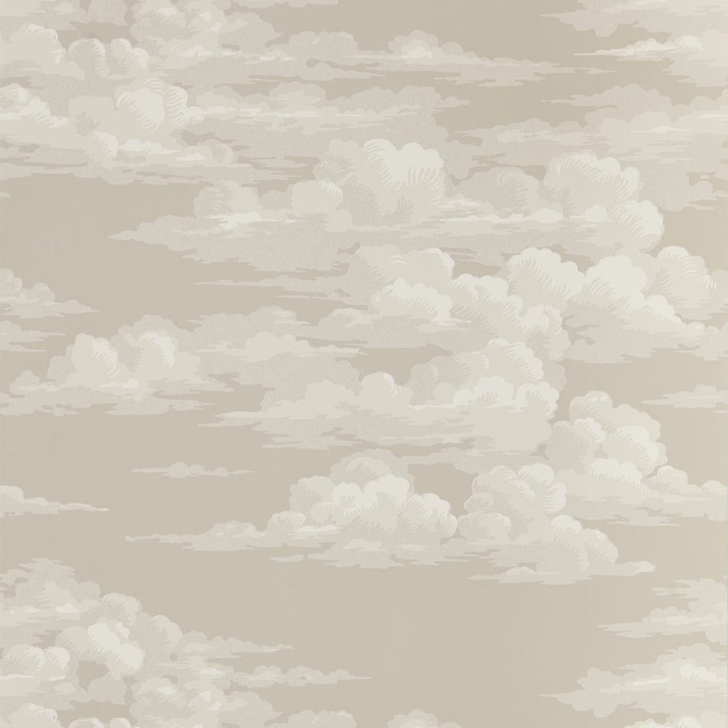 Silvi Clouds 216600 Wallpaper by Sanderson