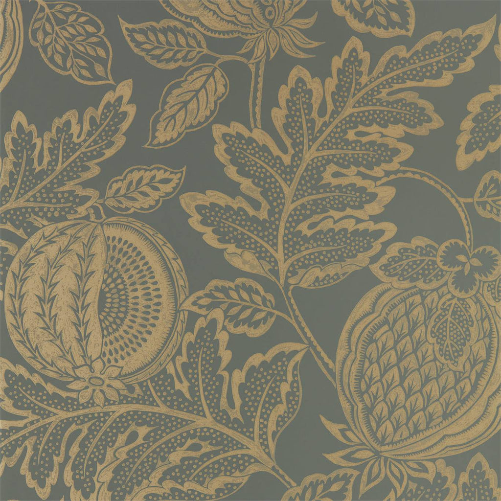 Cantaloupe Wallpaper 216764 Sanderson Wallpaper