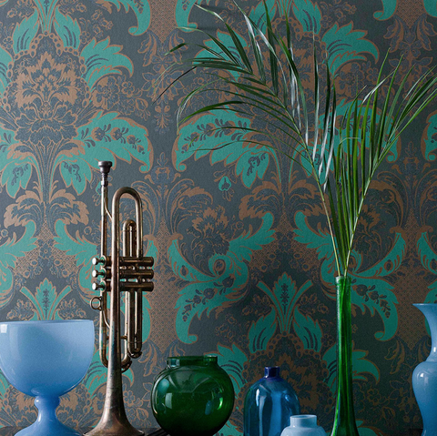 Cole & Son Wallpaper | Acquario 97/10030