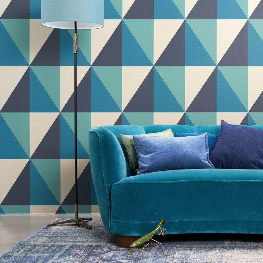 Apex Grand 105/10045 Cole & Son Wallpaper | Geometric 2