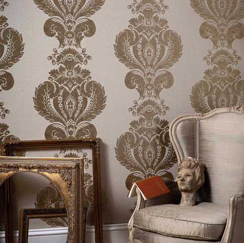 Cole & Son Wallpaper | Cambridge Stripe 96/1006