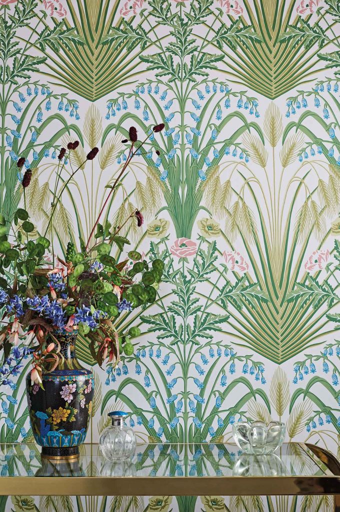 Bluebell Wallpaper 115/3008 Cole & Son Botanical Boitanica