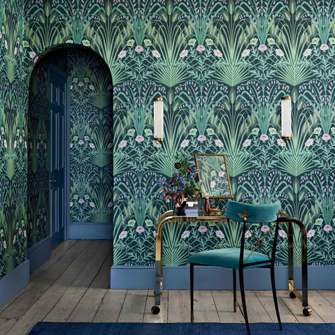Cole & Son Wallpaper | Baudelaire 94/1005
