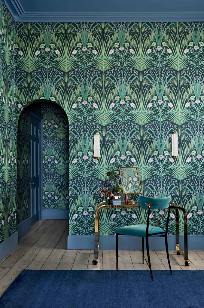 Bluebell Wallpaper Cole & Son 115/3009 Australia