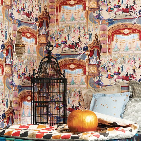 Cole & Son Wallpaper Cabaret 103/7026