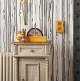 Cole & Son Strand Wallpaper 107/7035 Black & White