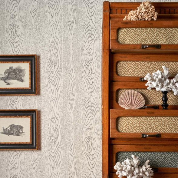 Cole & Son Wallpaper | Woodgrain 107/10045