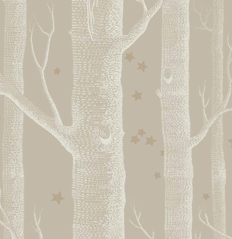 Woods & Stars Wallpaper by Cole & Son 103/11047