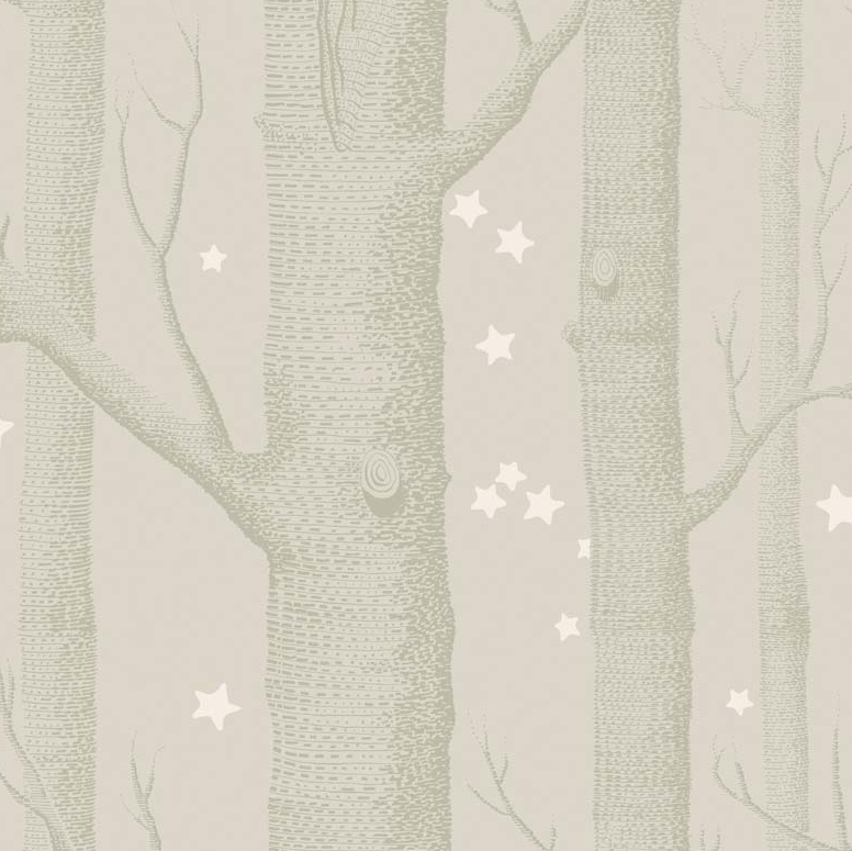 Cole & Son Wallpaper | Woods & Stars 103/11048