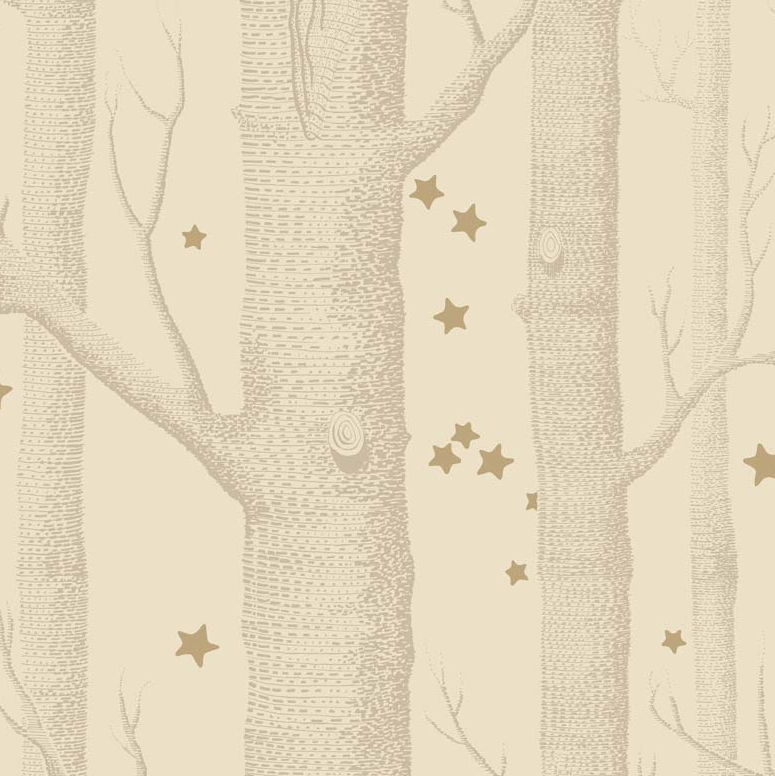 Cole & Son Woods & Stars Wallpaper 103/11049