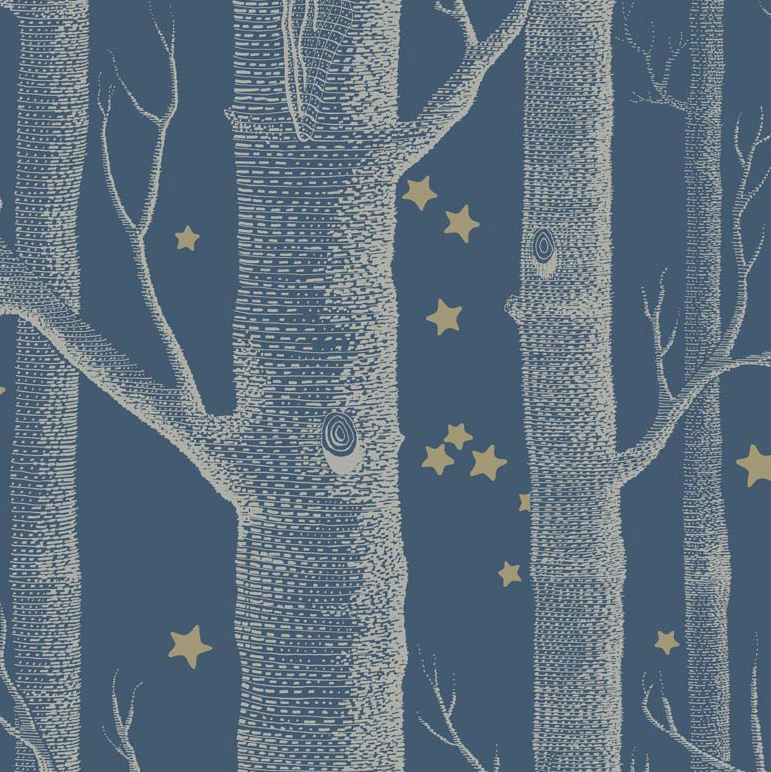 Woods & Stars Wallpaper 103/11052