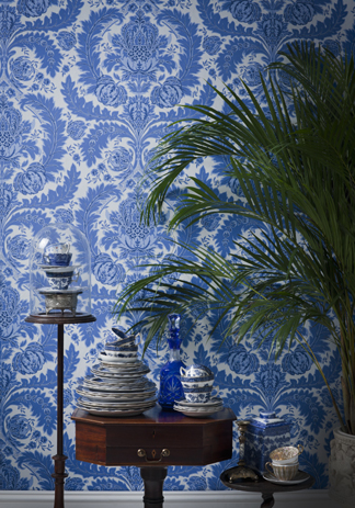 Cole & Son Wallpaper Australia | Coleridge 94/9051 | Albemarle Collection
