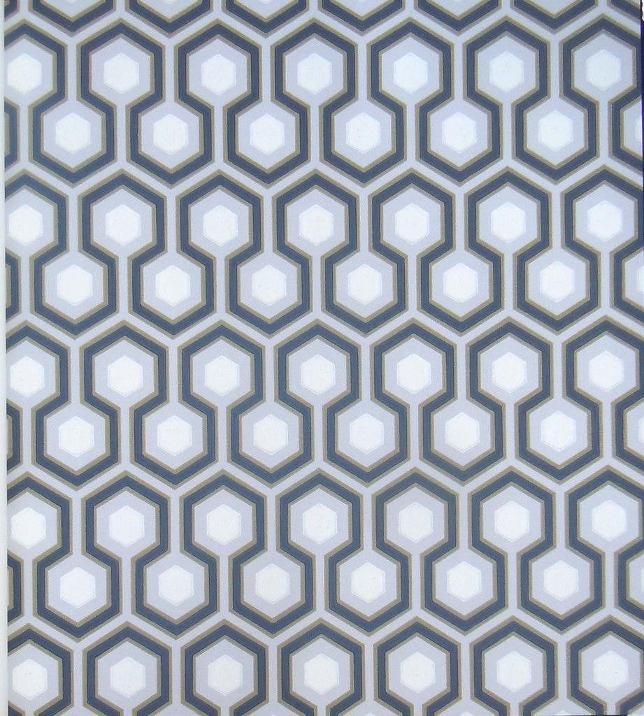 Cole & Son Hicks's Hexagon Wallpaper 66/8055 | Australia