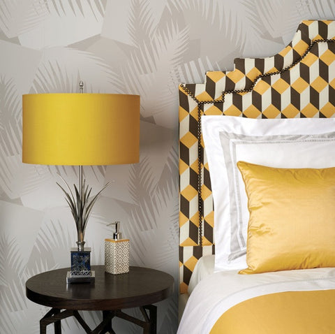ON SALE Stripes in Classic Pearl Wallpaper