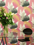 Deco Palm 105/8038 Wallpaper | Cole & Son | Geometric 2