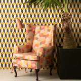Delano Wallpaper Cole & Son 105/7032 | Geometric 2 Collection