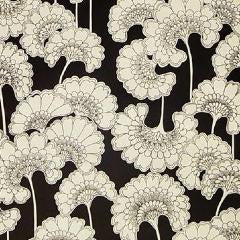 Florence Broadhurst Brooklyn Brownstone Japanese Floral Wallpaper FBW-BB05