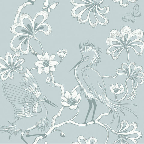 Florence Broadhurst Wallpaper | The Cranes FBW BO74