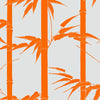 Florence Broadhurst Bamboo Hawaii - Papaya