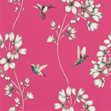 Harlequin Wallpaper Australia | Amazilia 111058 in Flamingo