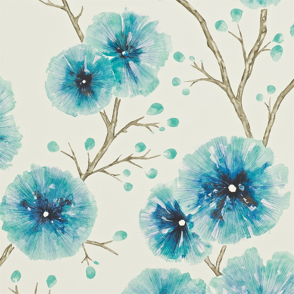 Harlequin Wallpaper Australia | Kabala Floral Wallpaper