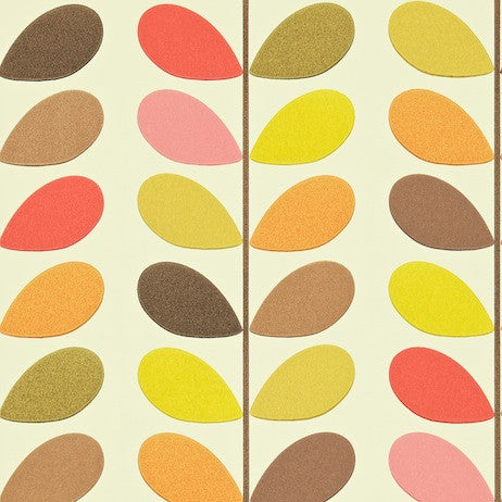 Orla Kiely Wallpaper Multi Stem 110386