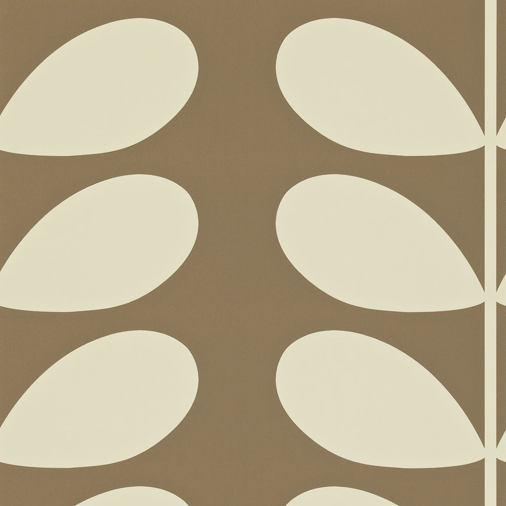 Orla Kiely Wallpaper Giant Stem 110394, non woven wallpaper