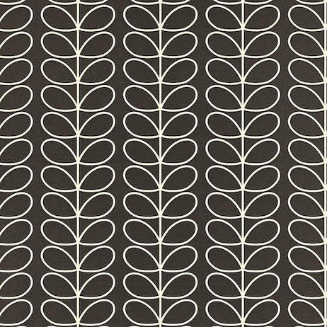 Orla Kiely Wallpaper Linear Stem 110398