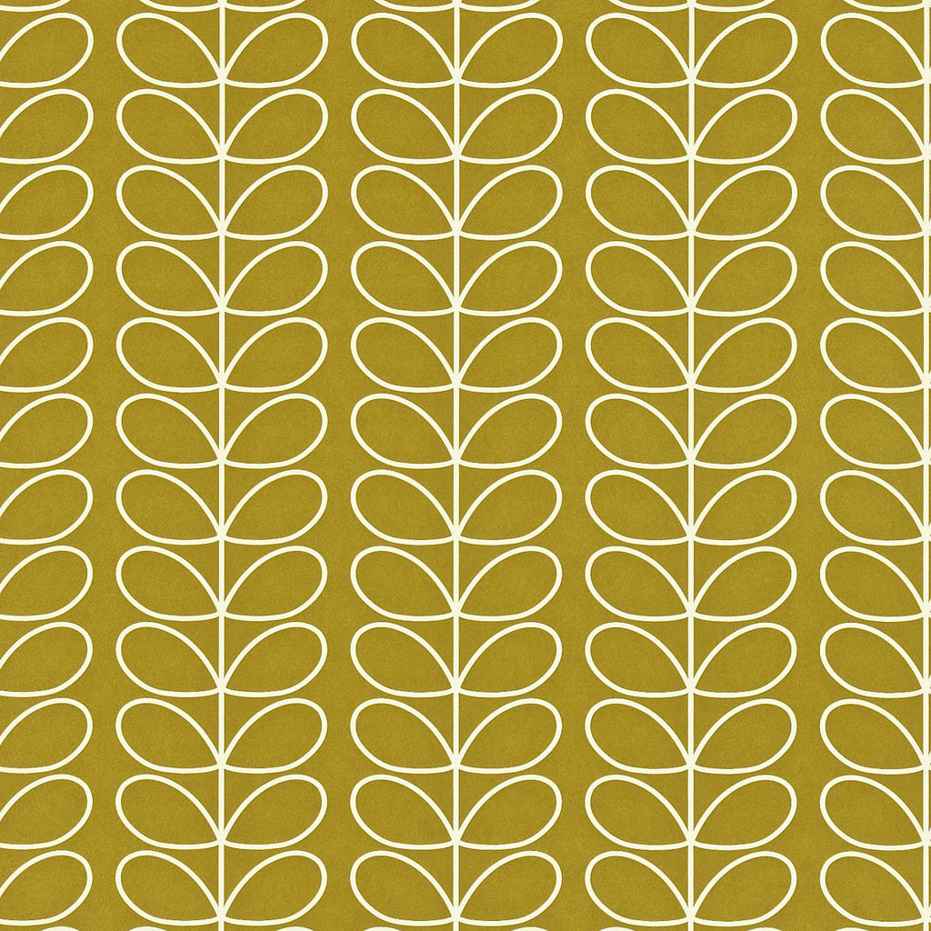 Orla Kiely Wallpaper Linear Stem 110401