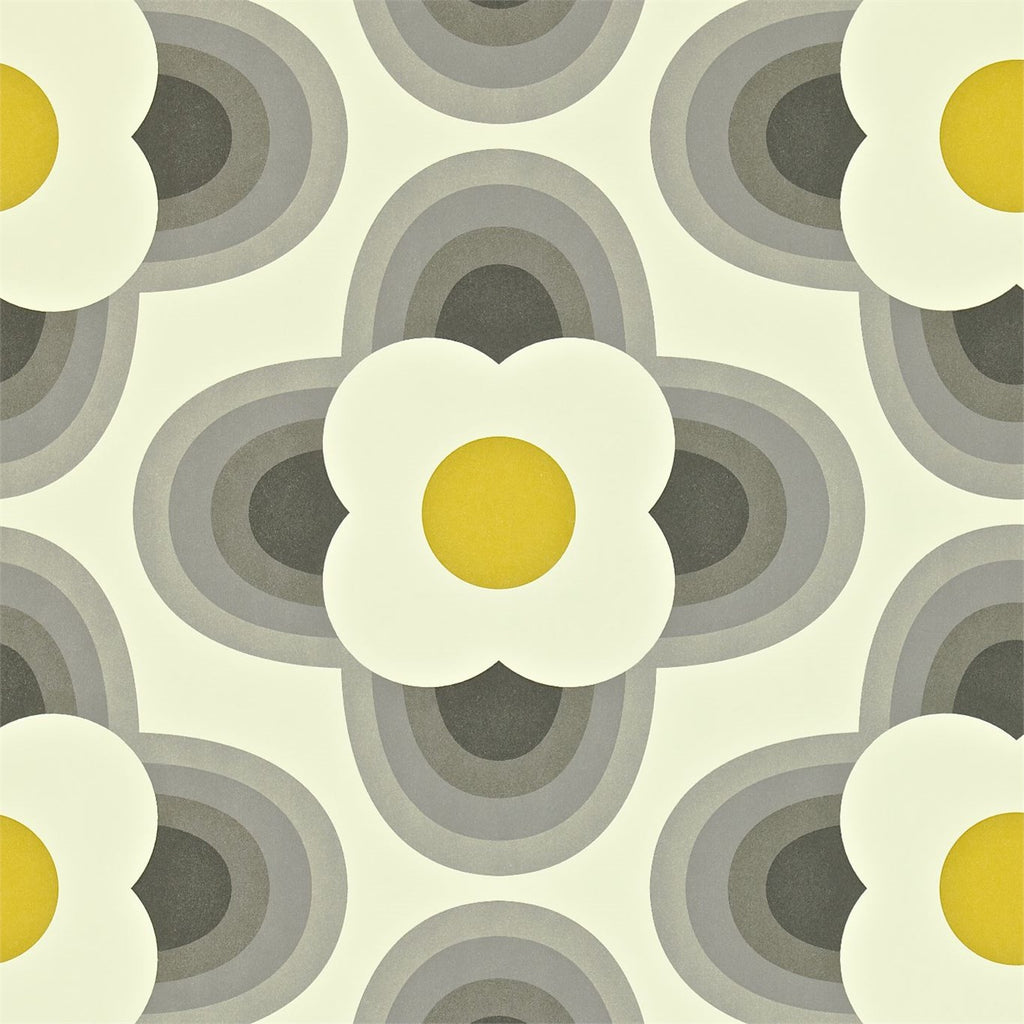 Striped Petal 110402 | Orla Kiely Wallpaper Australia