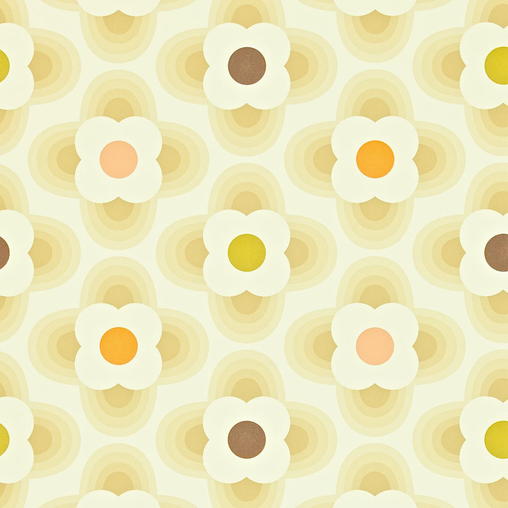 Orla Kiely Wallpaper Multi Striped Petal 110406
