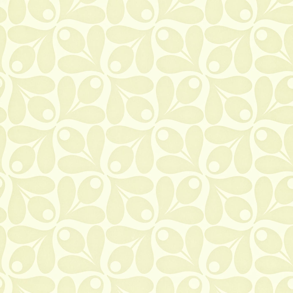 small acorn wallpaper by Orla Kiely. design number 110416