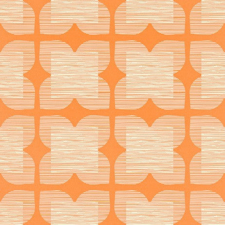 Orla Kiely Wallpaper | Giant Abacus Flower 110409