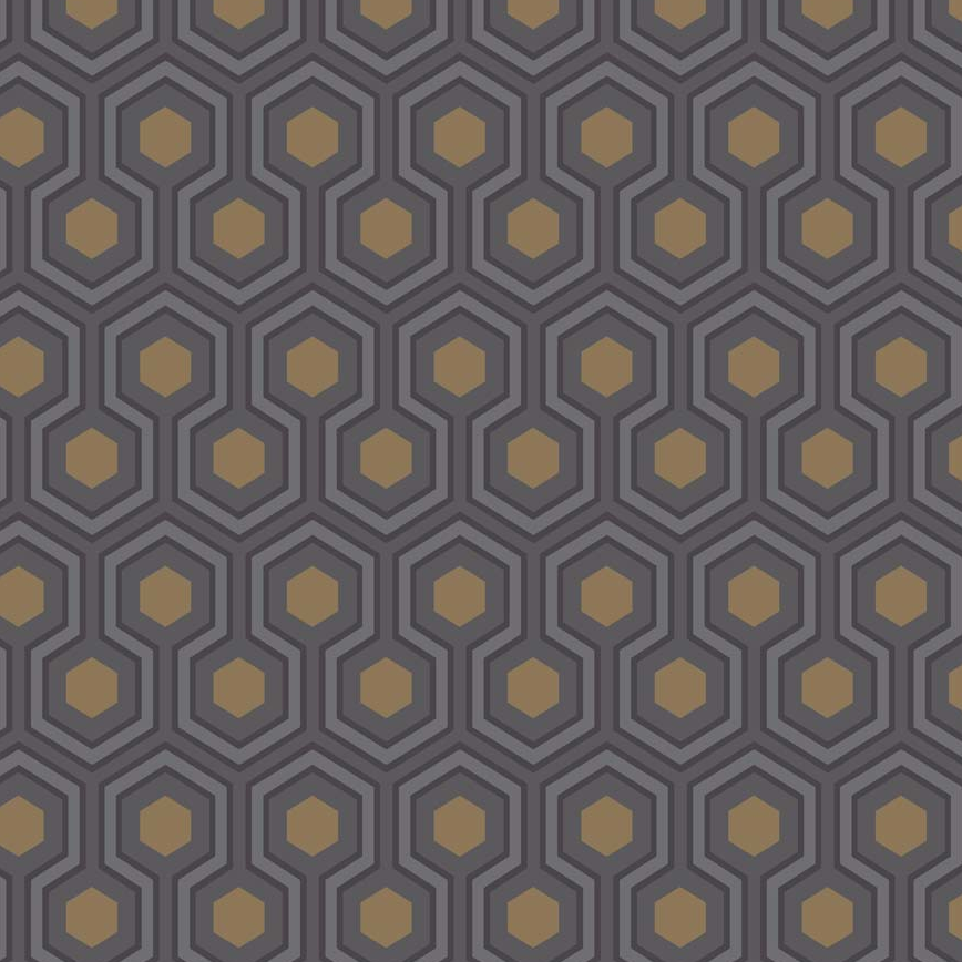 Hicks's Hexagon Wallpaper 95/3015 Cole & Son Contemporary Restyled