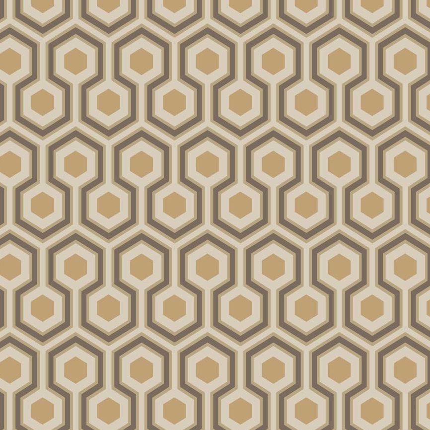 Hicks's Hexagon Wallpaper 95/3016 Cole & Son Contemporary Restyled