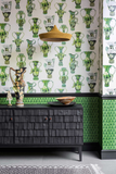 Khulu Vases Wallpaper | Ardmore Collection by Cole & Son Australia
