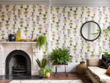 Khulu Vases Wallpaper 109/12057 by Cole & Son Australia | Ardmore Wallpaper