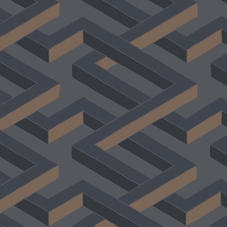 Cole & Son Wallpaper Australia | Luxor 105/1001 | Geometric II