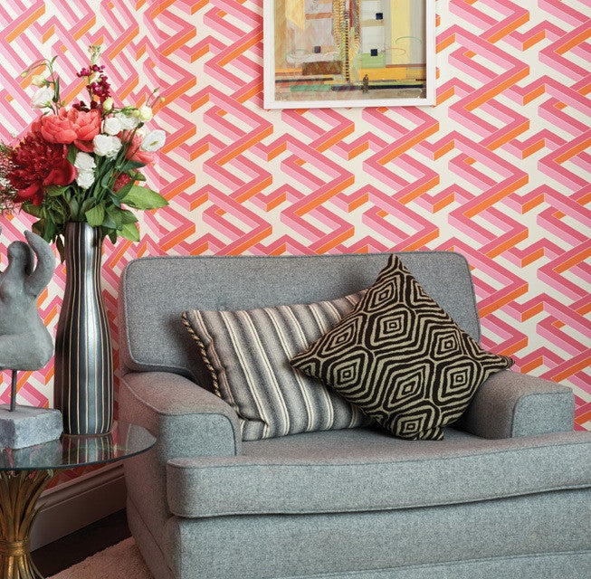 Cole & Son Wallpaper Australia  | Luxor 105/1004 | Geometric 2