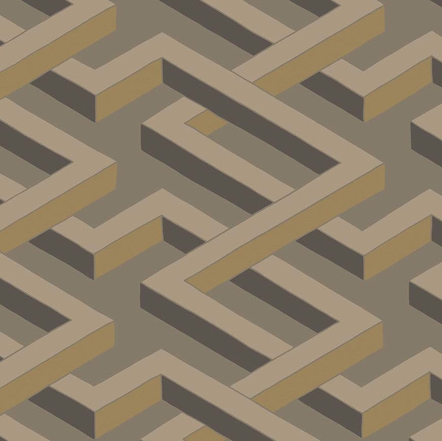 Cole & Son Wallpaper Australia  | Luxor 105/1006 | Geometric 2