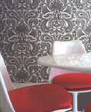 Cole & Son Wallpaper Australia | Malabar Wallpaper in Black & White 66/1004