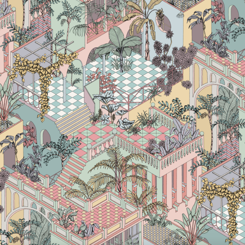 Miami Wallpaper 112/6023 | Cole & Son Australia