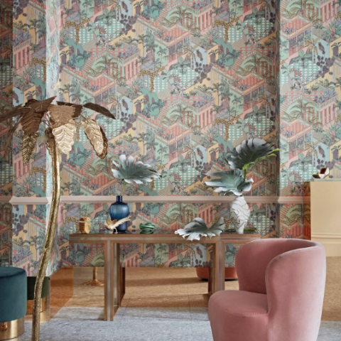 Miami Wallpaper 112/6023 | Cole & Son Wallpaper Australia