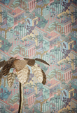 Cole & Son Miami Wallpaper in Pink Pastel | Icons Collection