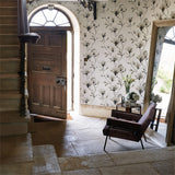 Lotus Wallpaper by Harlequin in Silver 110880