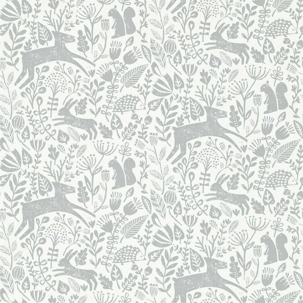 Scion Wallpaper Australia Kelda 111104 in Pewter