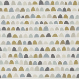 Scion Wallpaper Priya 111298. Nordic Half Moon Design